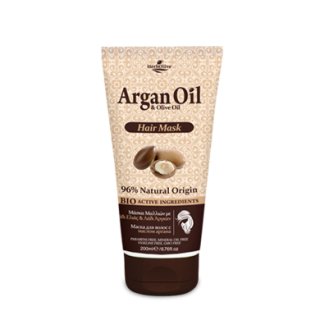 HERBOLIVE ARGAN HAIR MASK