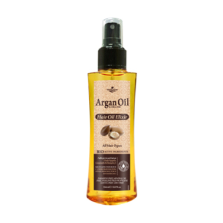 HERBOLIVE ARGAN HAIR ELIXIR OIL